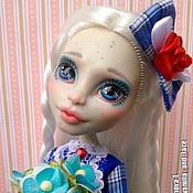 Куклы и игрушки ручной работы. Ярмарка Мастеров - ручная работа кукла Вера. Handmade.