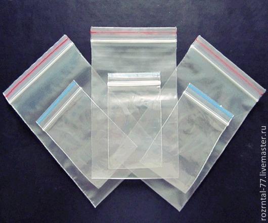 Пакеты zip-lock разные размеры
