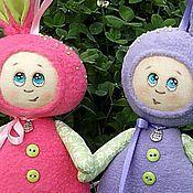 Куклы и игрушки ручной работы. Ярмарка Мастеров - ручная работа Зайчишенька. Handmade.