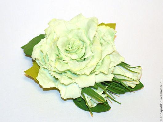 Мятная роза