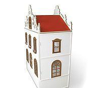 Куклы и игрушки ручной работы. Ярмарка Мастеров - ручная работа Кукольный домик 7. Handmade.