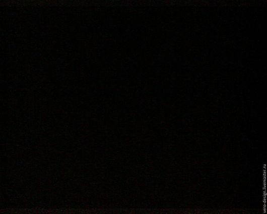Открытки и скрапбукинг ручной работы. Ярмарка Мастеров - ручная работа. Купить Кардсток для скрапбукинга, цвет черный, 250 г,  30 Х 30 см. Handmade.
