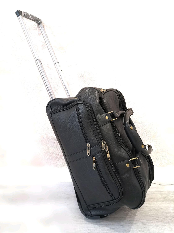 Сумка дорожная из натуральной кожи, Классическая сумка, Уфа,  Фото №1