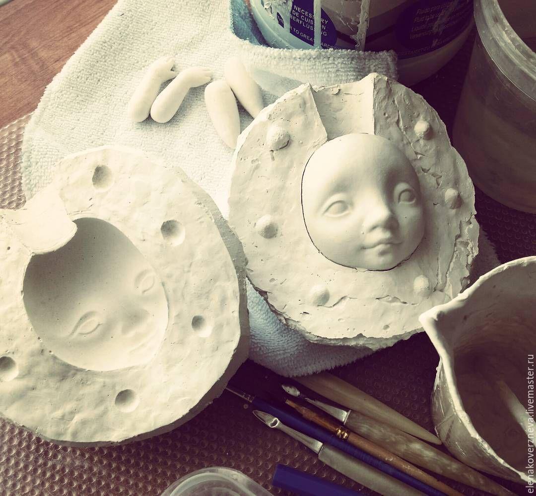 Куклы из пластика пошагово