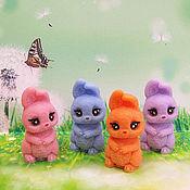 Косметика ручной работы handmade. Livemaster - original item Cute Bunny soap. Handmade.