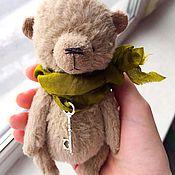 Куклы и игрушки ручной работы. Ярмарка Мастеров - ручная работа Мишка тедди Ричард. Handmade.