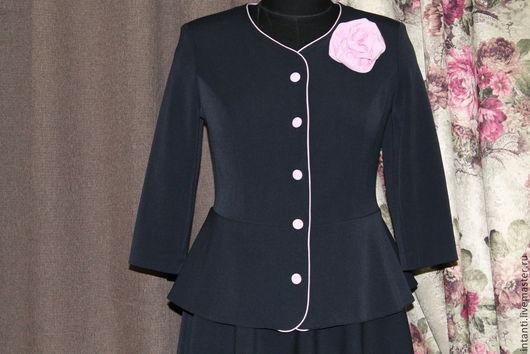 Пиджаки, жакеты ручной работы. Ярмарка Мастеров - ручная работа. Купить Жакет. Handmade. Красивые вещи, стильные вещи