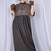 """Одежда ручной работы. Ярмарка Мастеров - ручная работа Платье """"Повтор подиумной модели Kenzo"""". Handmade."""