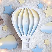 Для дома и интерьера handmade. Livemaster - original item Night light made of wood