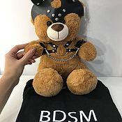Мягкие игрушки ручной работы. Ярмарка Мастеров - ручная работа Плюшевый медведь в подарочном наборе. Handmade.
