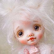 Куклы и игрушки handmade. Livemaster - original item Art doll polymer clay Di 18cm. Handmade.