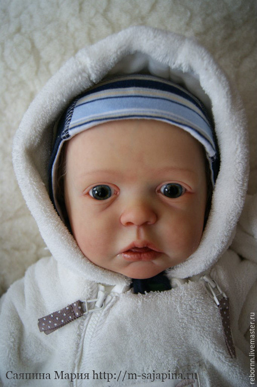 Куклы-младенцы и reborn ручной работы. Ярмарка Мастеров - ручная работа. Купить Кукла реборн. Handmade. Бежевый, кукла