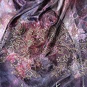 Аксессуары handmade. Livemaster - original item scarf batik