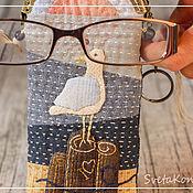 Сумки и аксессуары handmade. Livemaster - original item Case for glasses
