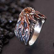 Украшения handmade. Livemaster - original item Ring In The Volcano. Handmade.