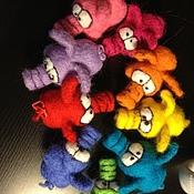 Куклы и игрушки handmade. Livemaster - original item Piglet`s mood. Handmade.