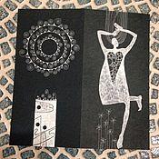 Открытки ручной работы. Ярмарка Мастеров - ручная работа Авторские открытки. Handmade.