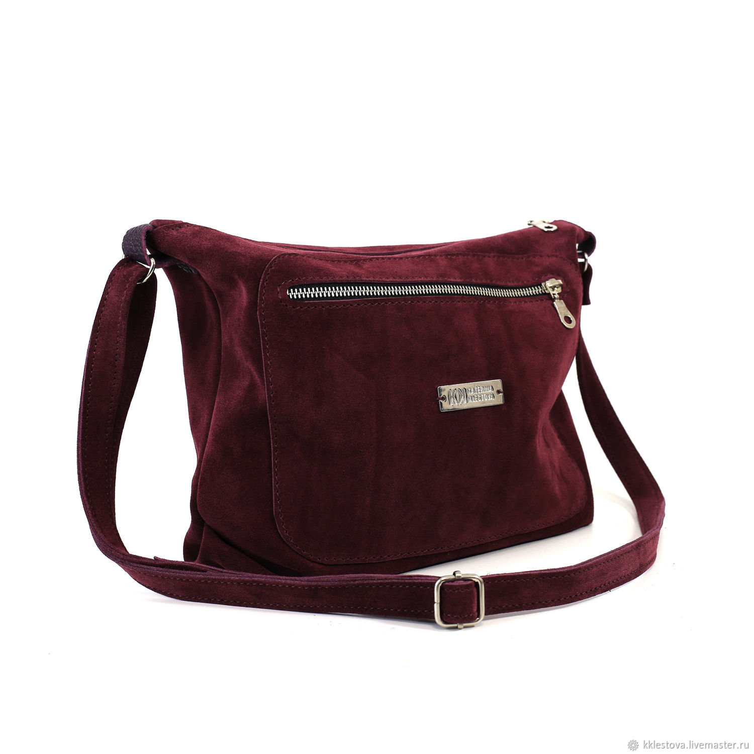 Bag with shoulder strap with two pockets, Crossbody bag, Moscow,  Фото №1