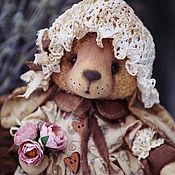 Куклы и игрушки ручной работы. Ярмарка Мастеров - ручная работа Зайка труфелька.. Handmade.
