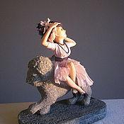Куклы и игрушки ручной работы. Ярмарка Мастеров - ручная работа Питерские львицы. Handmade.
