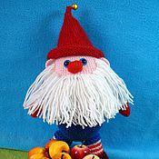 Куклы и игрушки ручной работы. Ярмарка Мастеров - ручная работа Гном Молчун. Handmade.