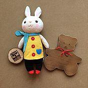 Куклы и игрушки ручной работы. Ярмарка Мастеров - ручная работа Деревянный мишка.. Handmade.