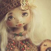 Куклы и игрушки ручной работы. Ярмарка Мастеров - ручная работа Пуговка. Handmade.