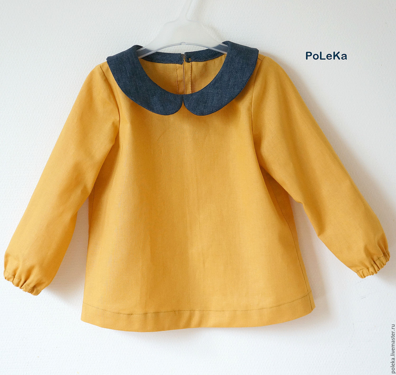 Купить блузки для девочки