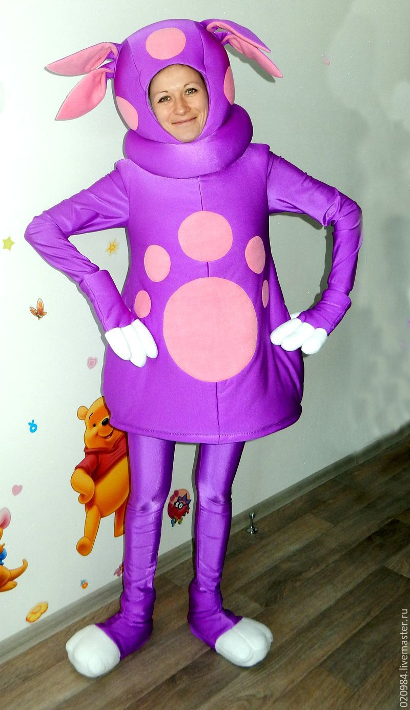 Luntik costume do it yourself 97