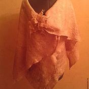 Одежда ручной работы. Ярмарка Мастеров - ручная работа жилет-трансформер МАРЕНА. Handmade.
