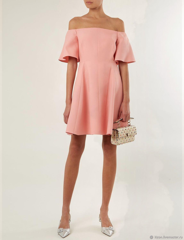 8c81bc88612 Платья ручной работы. Ярмарка Мастеров - ручная работа. Купить Платье на  выпускной розовое.
