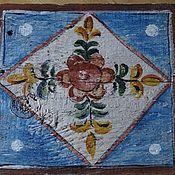 Картины и панно handmade. Livemaster - original item Panel on an old Board