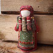 Куклы и игрушки ручной работы. Ярмарка Мастеров - ручная работа Народная русская кукла-семья. Handmade.