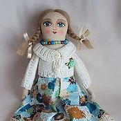 Куклы и игрушки ручной работы. Ярмарка Мастеров - ручная работа куколка примитив (продано). Handmade.