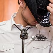Украшения handmade. Livemaster - original item The Bolo tie unisex.. Handmade.