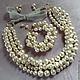Украшения изделия из жемчуга колье ожерелье браслет с жемчугом купить красивые модные оригинальные авторские украшения