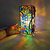 Для дома и интерьера handmade. Livemaster - original item Table lamp / decorative lamp autumn Breath. Handmade.