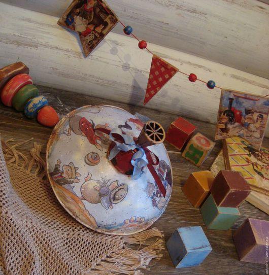 """Кукольный дом ручной работы. Ярмарка Мастеров - ручная работа. Купить Юла """"Однажды в сказочном лесу"""". Handmade. Комбинированный"""