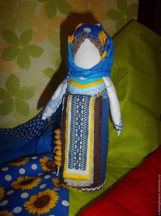 Народные куклы ручной работы. Ярмарка Мастеров - ручная работа. Купить Кукла На удачное замужество. Handmade. На удачное замужество
