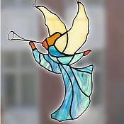"""Для дома и интерьера ручной работы. Ярмарка Мастеров - ручная работа Подвеска """"Ангел"""". Handmade."""