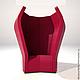 Мебель ручной работы. Кресло с высокой спинкой(копия). DECO CURTAINS. Ярмарка Мастеров. Вельвет