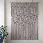 Картины и панно handmade. Livemaster - original item Panel macrame No. №29 (inspired). Handmade.