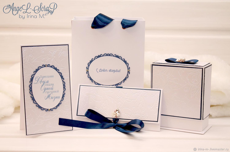 Подарочный комплект на свадьбу, Подарки, Москва, Фото №1