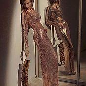 """Одежда ручной работы. Ярмарка Мастеров - ручная работа Вечернее платье """"Анита"""". Handmade."""