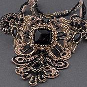 Украшения handmade. Livemaster - original item Necklace Byzantine. Handmade.