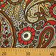 Второй вариант расцветки трикотажа с таким же рисунком (пр.Италия)