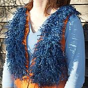 Одежда ручной работы. Ярмарка Мастеров - ручная работа Полосатый апельсин. Handmade.
