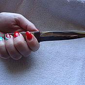 """Сувениры и подарки ручной работы. Ярмарка Мастеров - ручная работа Кинжал-мини """"Ведьмин"""". Handmade."""