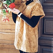 """Одежда ручной работы. Ярмарка Мастеров - ручная работа Жилетка осенняя ручной работы """"Осень......"""". Handmade."""
