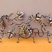 Для дома и интерьера ручной работы. Ярмарка Мастеров - ручная работа Вешалка виноградная лоза. Handmade.